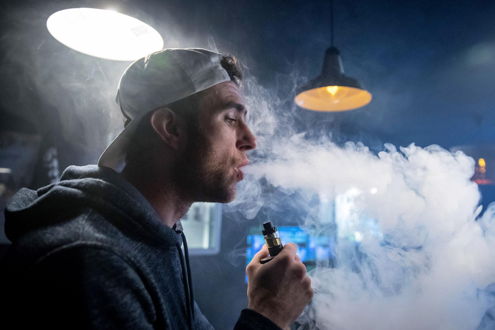 ปัญญาที่พบบ่อยในการใช้งานบุหรี่ไฟฟ้า